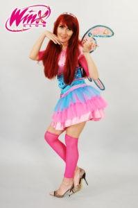 детский праздник Феи Винкс фото