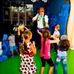 дискотека на детский праздник фото
