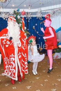 дед мороз на детский праздник картинка