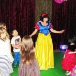 белоснежка детский праздник фото