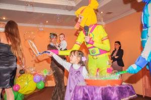 фиксики на детский праздник фото