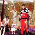 маквин детский праздник фото