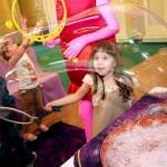 шоу мыльных пузырей одесса фото