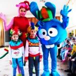 смешарики детский праздник фото