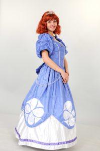 принцесса софия детский праздник фото