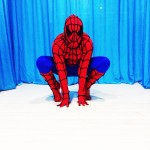 аниматор человек паук фото