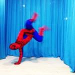 человек паук фото