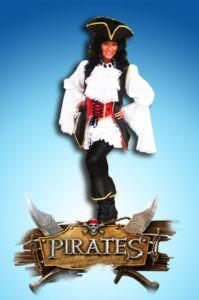 Пиратская вечеринка картинка