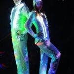 световые костюмы фото