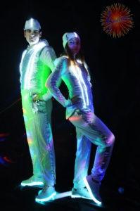 светодиодные костюмы фото