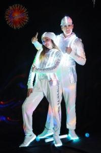 световое шоу одесса фото