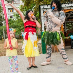 картинки по запросу аниматоры моана мауи одесса