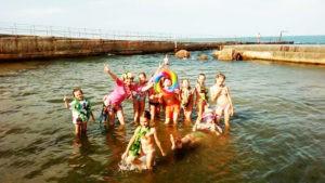 гавайская вечеринка фото