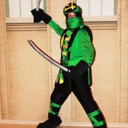 зеленый лего ниндзяго фото