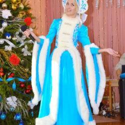, Снегурочка в Одессе