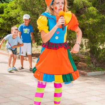 , Клоуны в Одессе