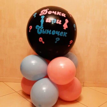 , Гендерные шарики