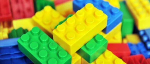 Лего кубики